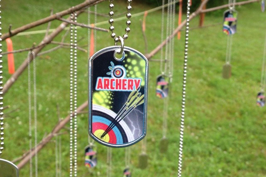 archery-dog-tags